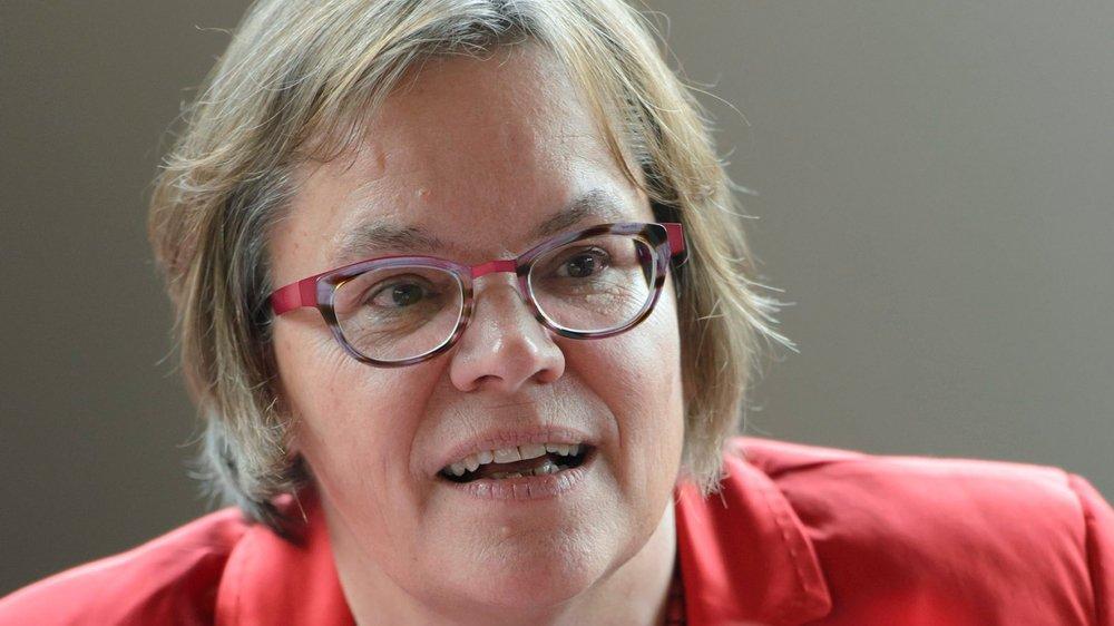 Liliane Maury Pasquier.