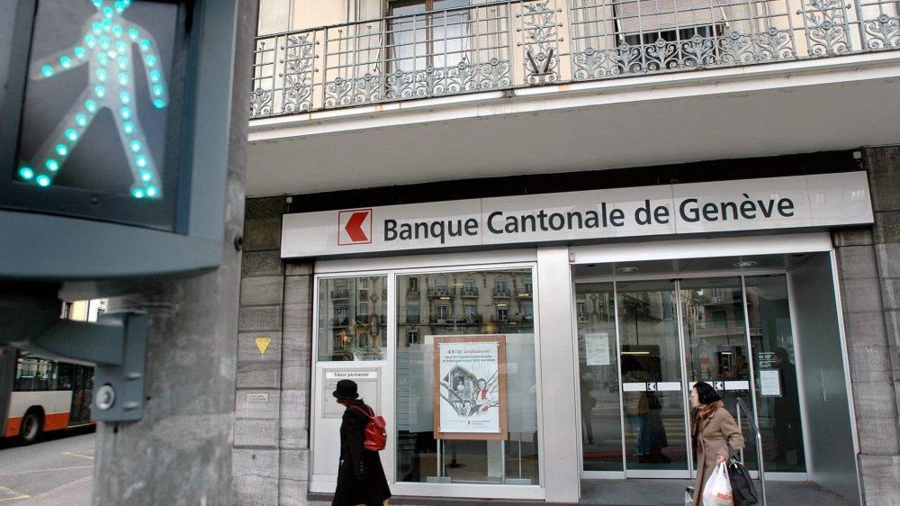 La Banque cantonale de Genève devra s'acquitter d'une amende de 30 000francs.