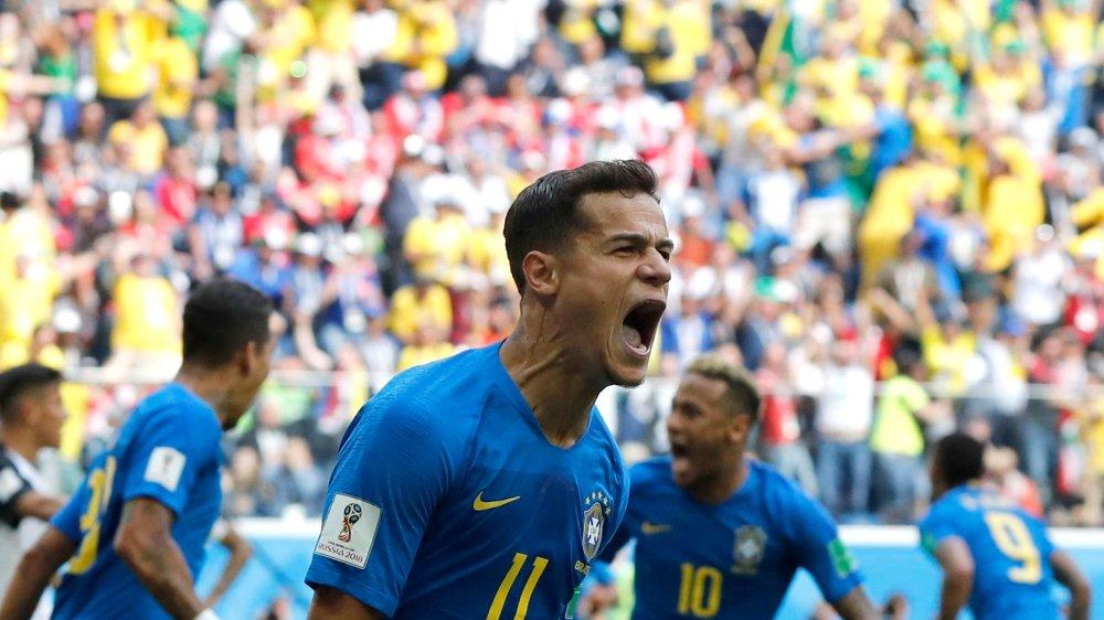 Poussif jusqu'ici, le Brésil de Philippe Coutinho aura pour but de (se) rassurer.