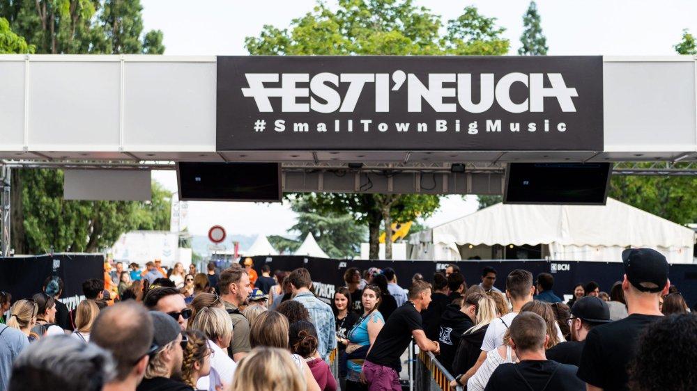 Festi'neuch 2018    Neuchatel, le 14 juin 2018  Photo : Lucas Vuitel