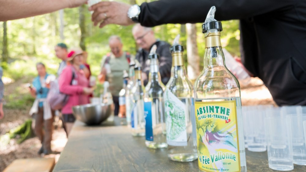 Val-de-Travers: Absinthe en fête ne remplace pas la fête de l'absinthe