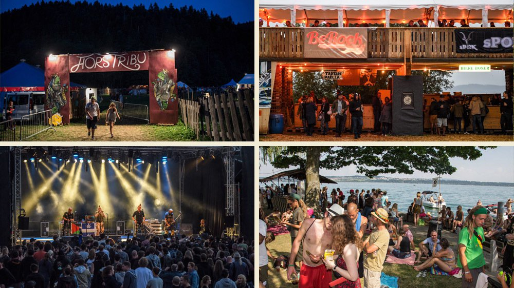 Pleins feux sur les petits festivals de l'été