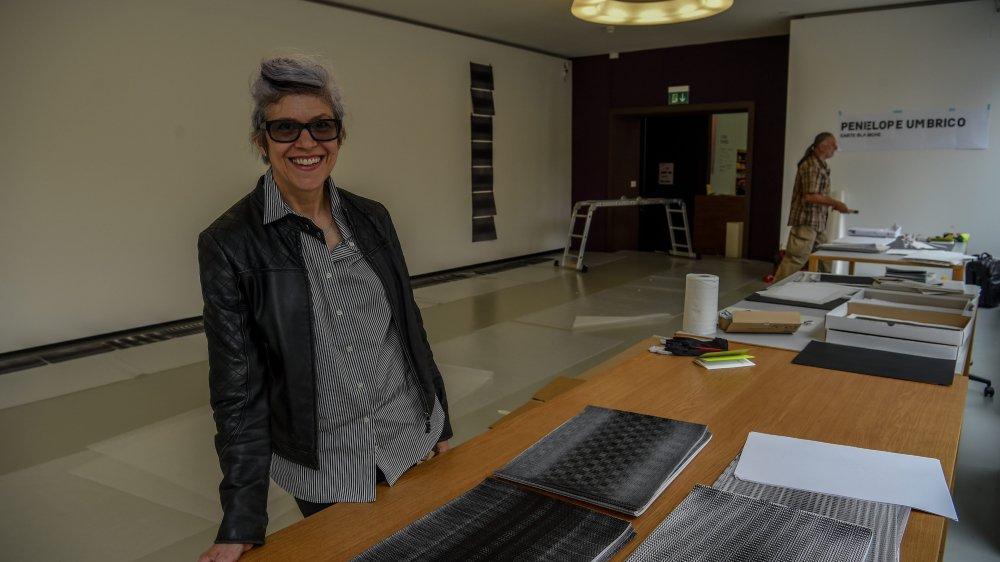 L'artiste américaine Penelope Umbrico participe à la Triennale au Musée des beaux-arts du Locle.
