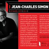 Jean-Charles Simon - Spectacle aux Capucins