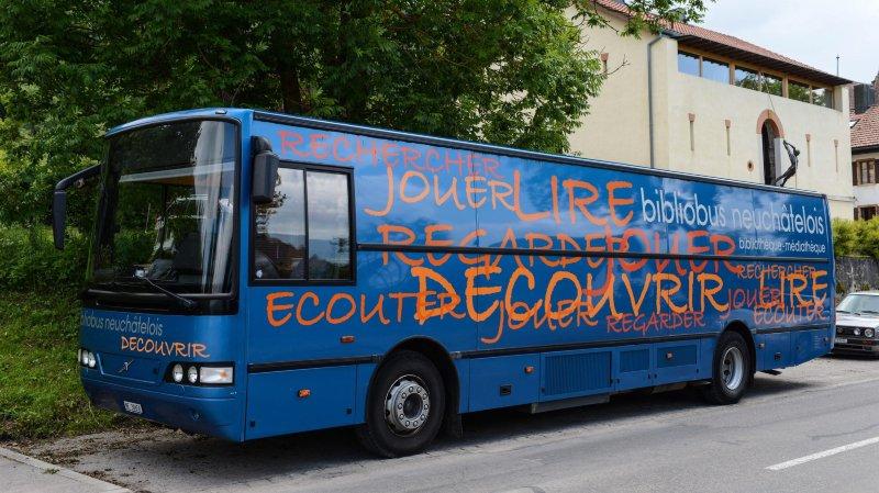 La commune de Val-de-Ruz renonce au Bibliobus