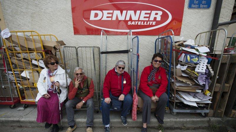 Denner ferme son satellite de Lignières pratiquement du jour au lendemain