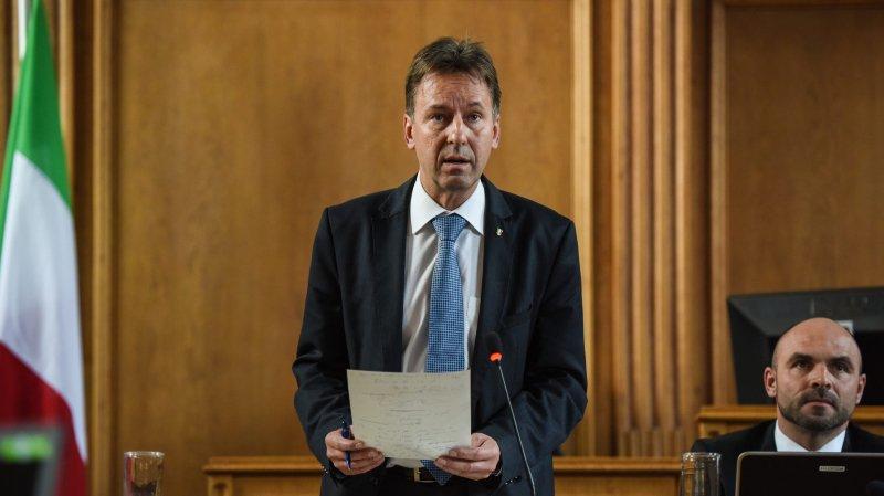 Alain Ribaux a réitéré la confiance du Conseil d'Etat à la police neuchâteloise.