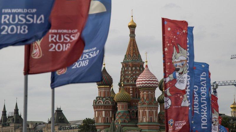 La Coupe du monde de football débute le 14 juin en Russie.