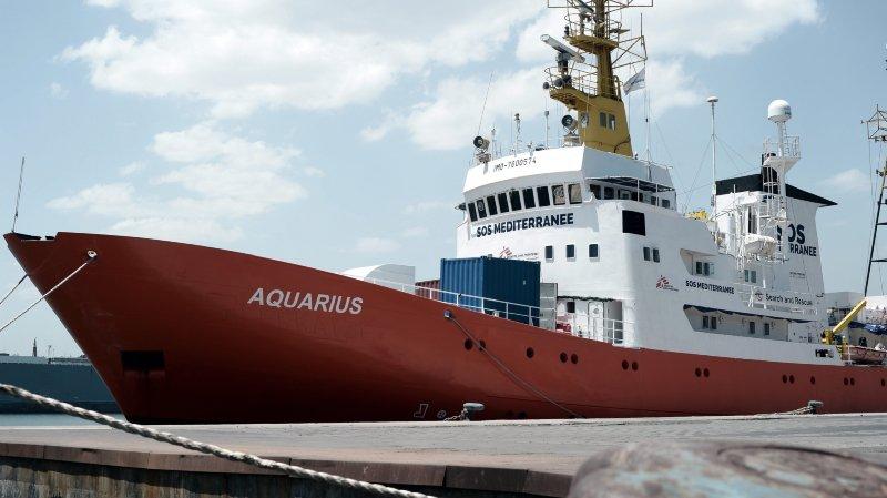 """Une Neuchâteloise à bord de l'""""Aquarius"""": """"Nous avons vécu deux sauvetages critiques"""""""