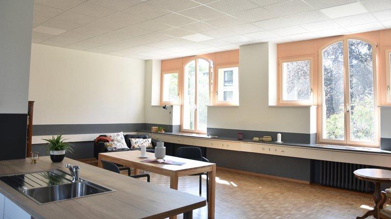 Un nouveau foyer de jour pour personnes âgées ouvre à Neuchâtel