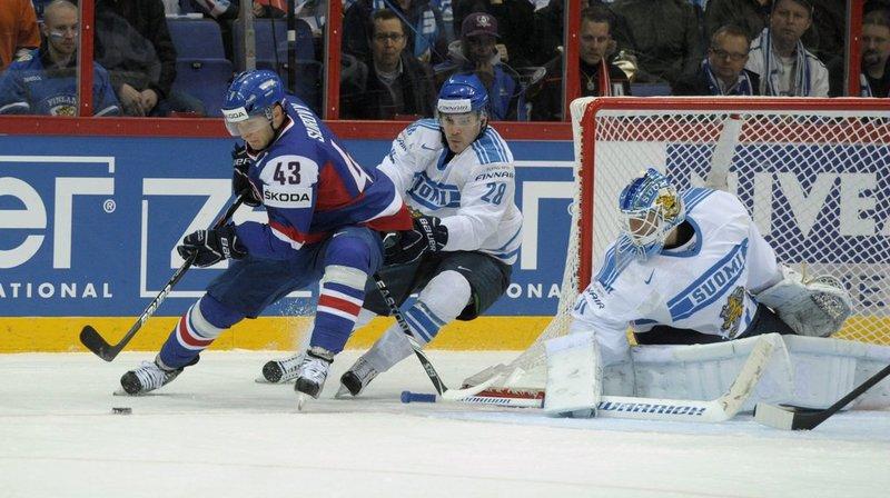 National League: un champion du monde finlandais débarque à Bienne
