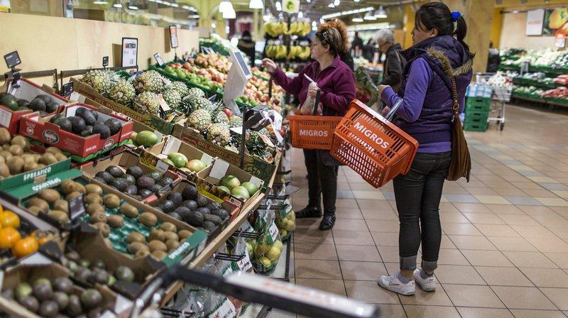 Consommation: une balance sur cinq peine à afficher le bon prix
