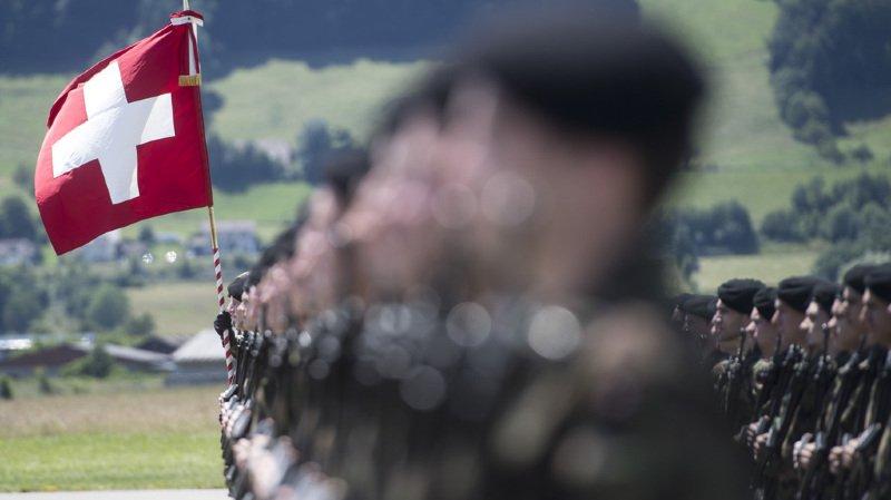 L'armée suisse a des visées spatiales qu'elle préférait garder secrètes. (illustration)
