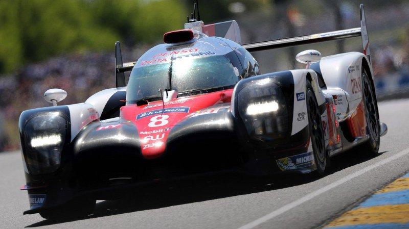 24Heures duMans: la voiture du Vaudois Sébastien Buemi partira en pole position
