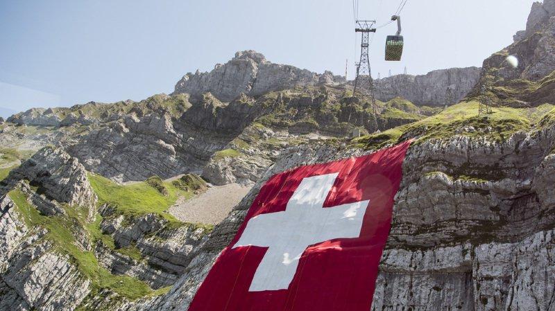 Un vélo garni de moules, l'art helvétique de stopper les cloches ou les CFF glorifiés... l'actu suisse vue du reste du monde