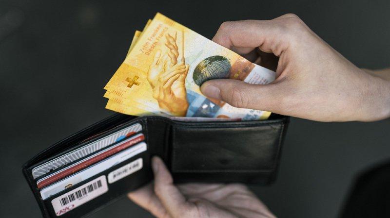 L'argent liquide est le moyen de paiement le plus utilisé en Suisse