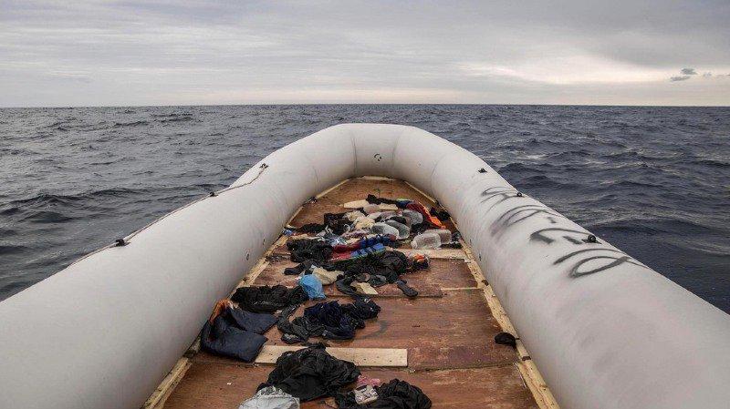 Cinq personnes ont pu être sauvées et une est toujours portée disparue.