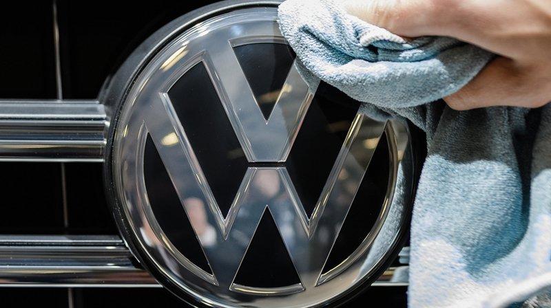 Dieselgate: une amende de 1 milliard pour Volkswagen en Allemagne