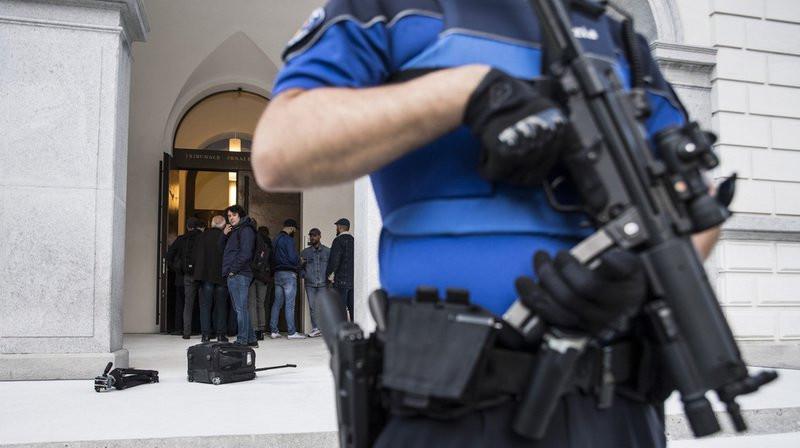 Tribunal pénal fédéral: 20 mois de prison avec sursis pour un membre du Conseil central islamique suisse