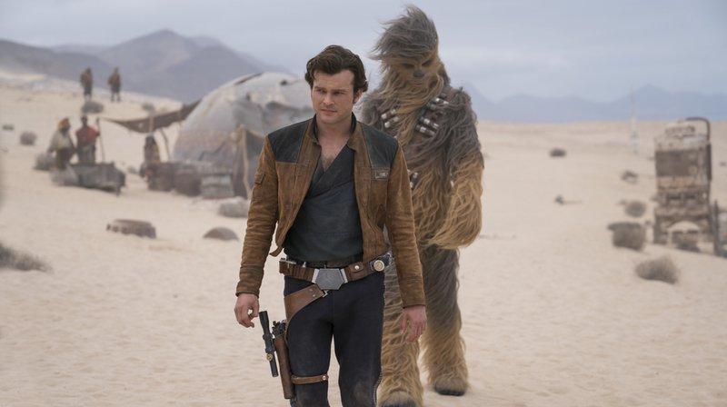 """""""Solo"""", réalisé par Ron Howard, raconte la jeunesse d'Han solo (Alden Ehrenreich reprend le rôle créé par Harrison Ford). Il a été projeté hors compétition lors du festival de Cannes."""