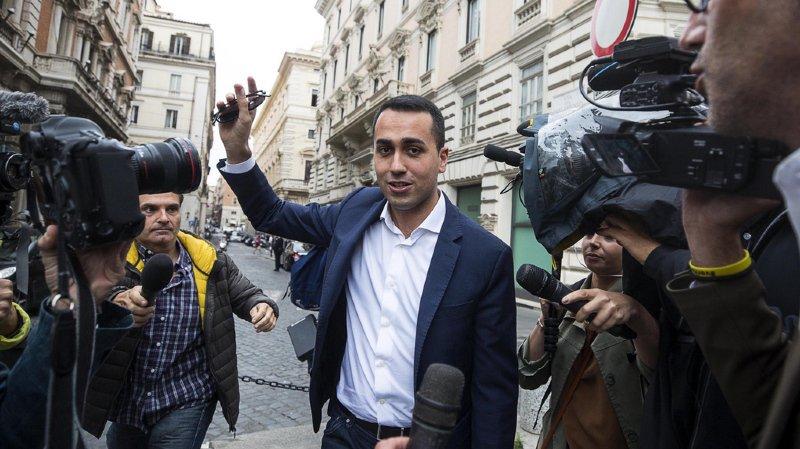 Italie: vers un gouvernement d'union Ligue/M5S sous la direction de Giuseppe Conte