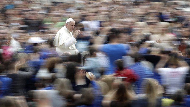 La messe que donnera le Saint-Père en fin d'après-midi à Palexpo affiche déjà complet.