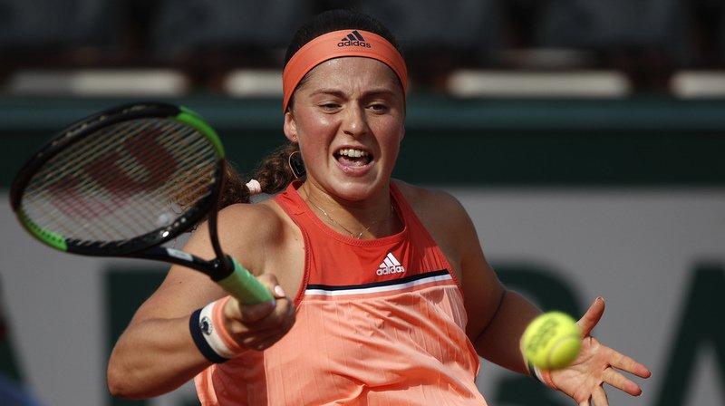 Roland-Garros: Jelena Ostapenko, tenante du titre, s'incline d'entrée devant Kateryna Kozlova