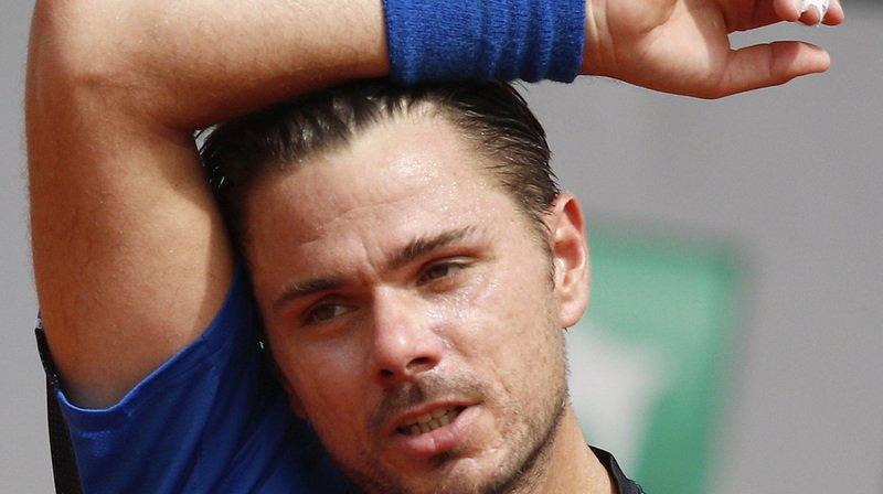 Tennis: Wawrinka renonce à l'Open de Gstaad pour se ménager