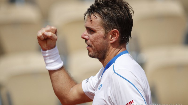 Stan Wawrinka entame sa préparation pour Wimbledon de la meilleure des manières (archives).