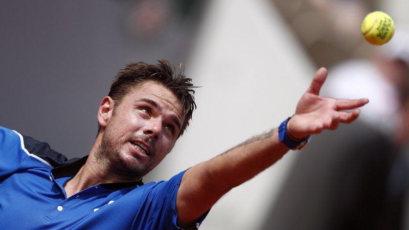 Tennis - Roland-Garros: Stan Wawrinka éliminé au premier tour par l'Espagnol Guillermo Garcia-Lopez
