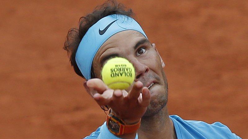 Tennis - Roland-Garros: Nadal s'impose en 3 sets et rejoint Pella au 2e tour