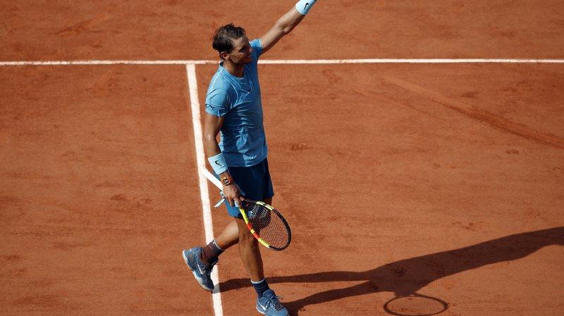 Tennis - Roland-Garros: Nadal rejoint Gasquet au 3e tour
