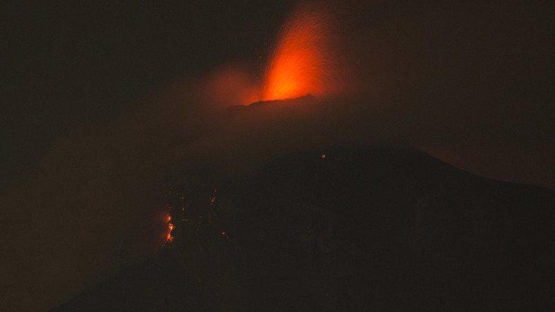 Guatemala: l'éruption d'un volcan fait au moins 25 morts, 20 blessés et des milliers d'évacués