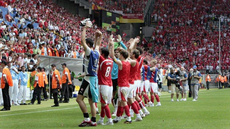 La Coupe du monde 2006 restera comme celle d'un grand record pour l'équipe de Suisse.