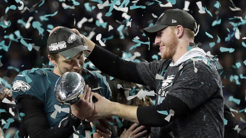 États-Unis: Trump retire l'invitation des Eagles, vainqueurs du dernier Super Bowl, à la Maison Blanche