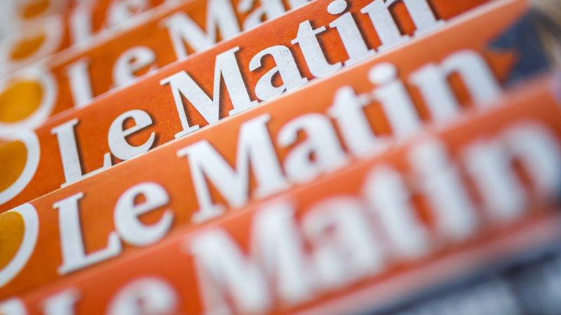 Le Matin: les employés présentent des projets alternatifs à la disparition de la version papier