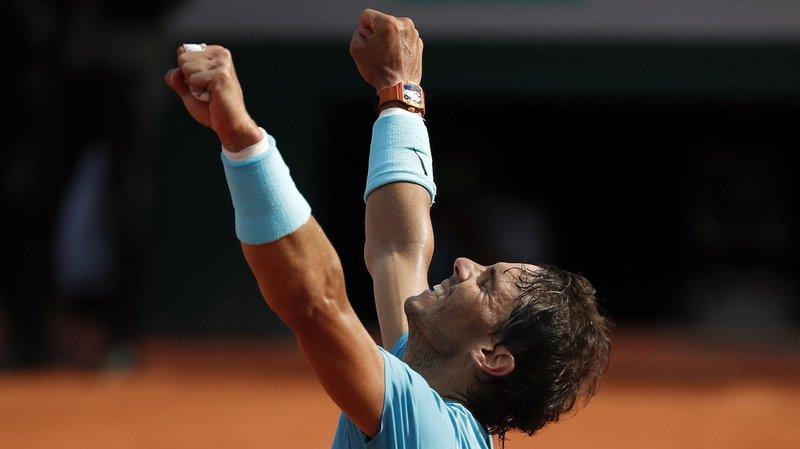 L'Espagnol Rafael Nadal s'est qualifié pour la finale de Roland-Garros, où il visera un onzième sacre historique.