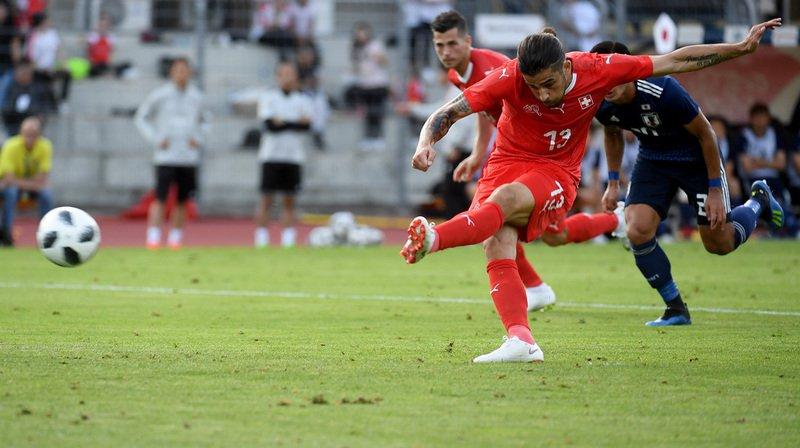 Coupe du monde 2018: la Suisse remporte 2 à 0 son ultime match de préparation face au Japon