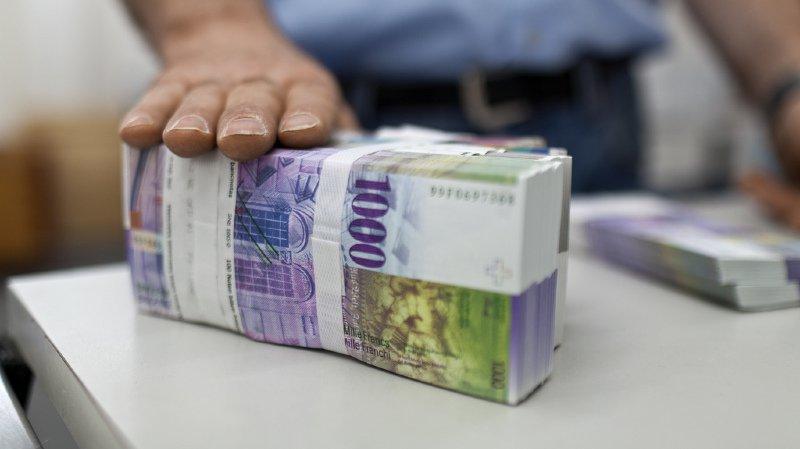 Péréquation financière: la plupart des cantons romands recevront davantage d'argent