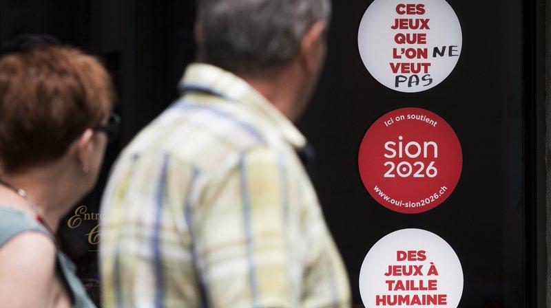 Votations du 10 juin: les Valaisans disent non à Sion 2026