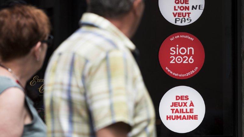 Sion 2026: après le refus valaisan, le Parlement peut enterrer le crédit de 994 millions