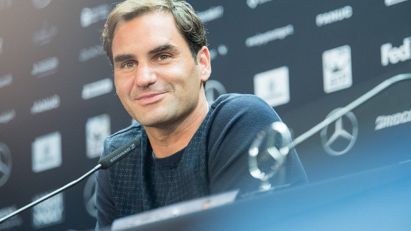 Tennis: Roger Federer tentera de s'imposer à Stuttgart après deux mois et demi de pause