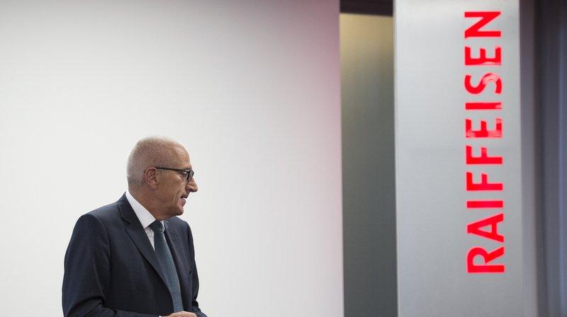 Raiffeisen: le conseil d'administration a négligé la surveillance du directeur