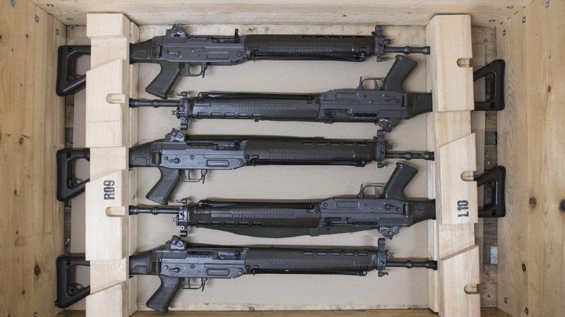 Le PS exige que la version actuelle de l'ordonnance sur le matériel de guerre soit respectée (illustration).