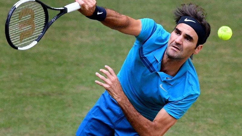 Roger Federer affrontera un Australien classé 60e mondial en quart de finale.