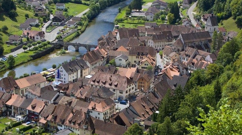 La Fondation UBS verse 30'000 francs à la mise en valeur du patrimoine culturel de Saint-Ursanne