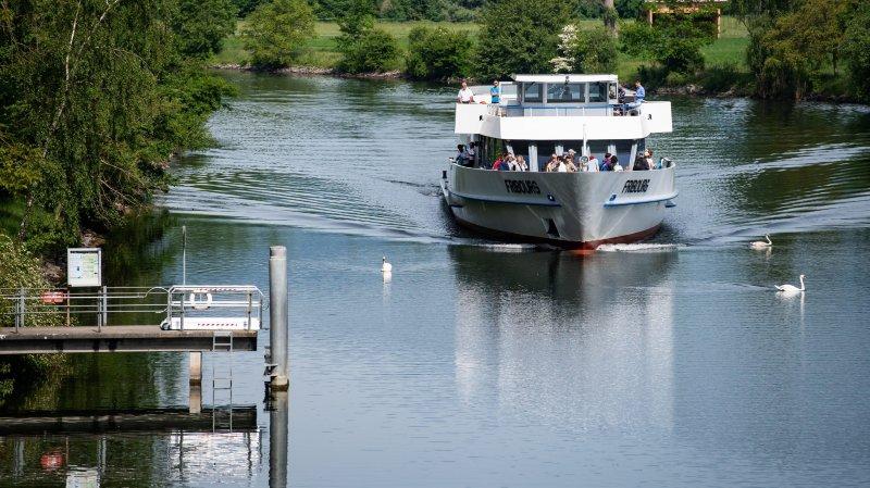 La Société de navigation enregistre une hausse du nombre de passagers cette année par rapport à 2017.