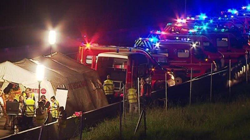France: accident d'un car de supporters de rugby, 3 morts, 11 blessés graves