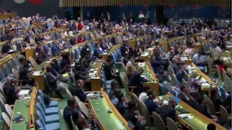 Proche-Orient: l'ONU adopte un texte condamnant Israël pour les violences à Gaza