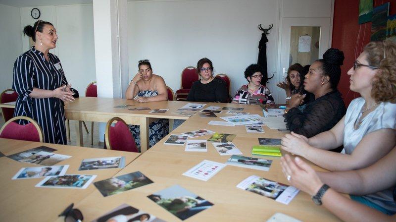 Des tables rondes pour guider les migrantes dans leur vie quotidienne